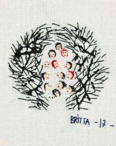Konstnär: Britta Marakatt-Labba