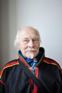 Förbundsordförande Matti Blind Berg